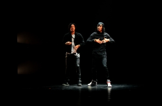 Les Twins from France