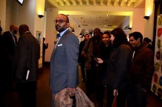 VIP Reception - Silicon Harlem Debate